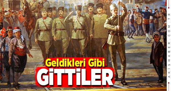 9 Eylül 1922: İzmir'in Kurtuluş Öyküsü