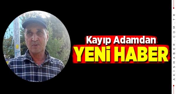Sarayköy'de Kaybolan Adam Bitkin Şekilde Bulundu