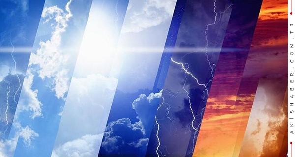 Denizli'de Yeni Haftanın Sıcaklık Değerleri