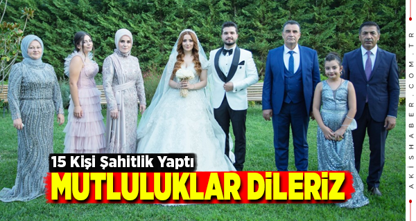 DTO Başkanı Erdoğan'ın Kızı Dünya Evine Girdi