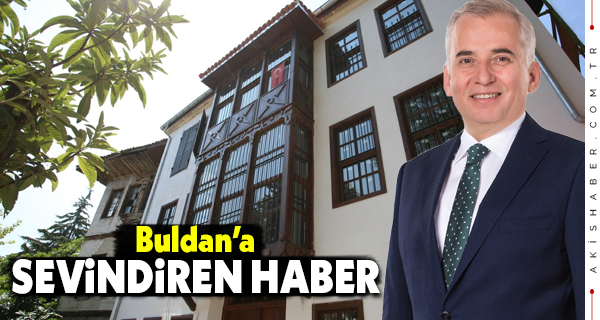 Büyükşehir Tarihi Evi Belediyeye Tahsis Edecek