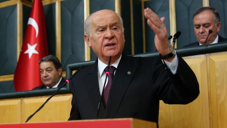 Bahçeli: Türk Tabipler Birliği derhal kapatılmalıdır
