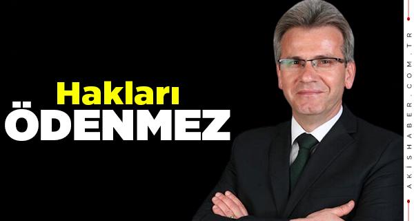 Başkan Şevkan'dan Gaziler Günü Mesajı