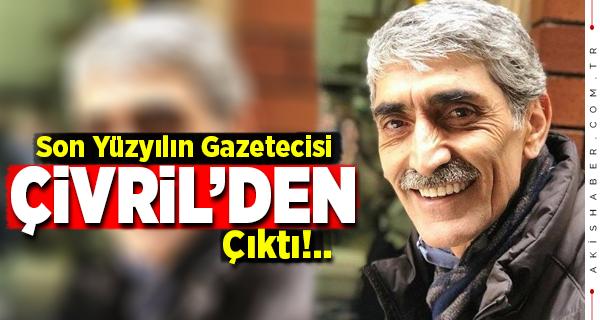 Son yüz yılın Gazetecisi Çivril'den çıktı!..