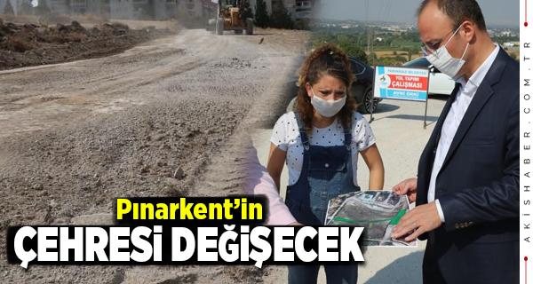Pamukkale Belediyesi'nin 23 Mahallelik Projesi Devam Ediyor