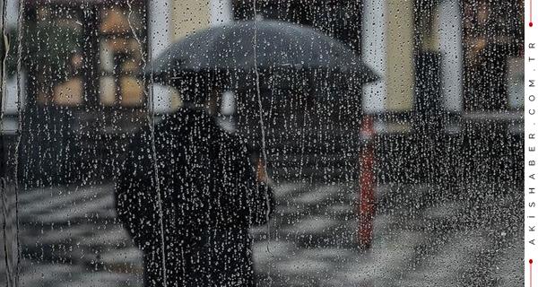 Dikkat Denizli'ye Yağmur Geliyor!