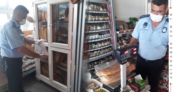Çivril'de 6 İşletmeye Ceza Kesildi