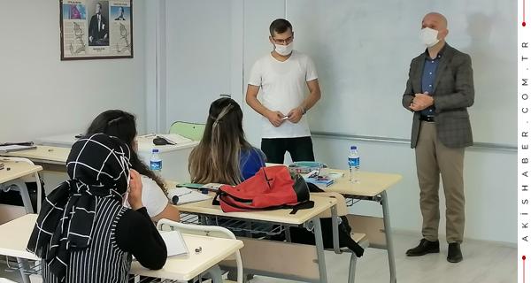 YKS Öğrencilerine Sarayköy Belediyesi'nden Tam Destek