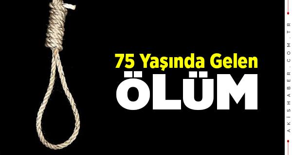 Denizli'de 75 Yaşındaki Kadın Ölü Bulundu