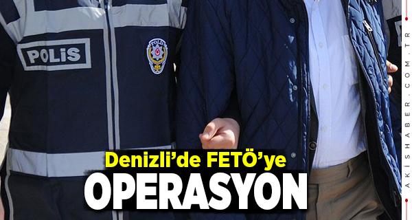Denizli'de 1 Kişi FETÖ'den Tutuklandı