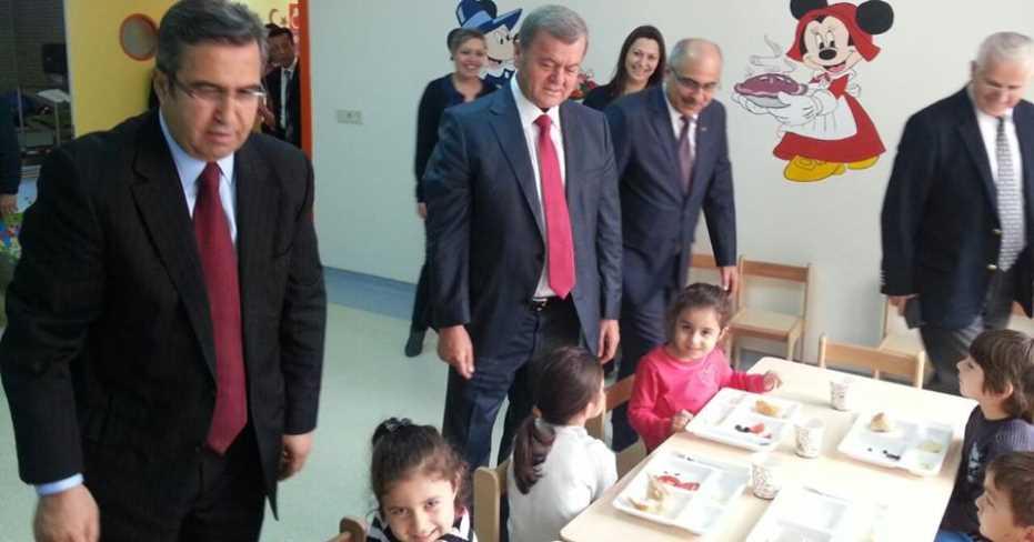 Denizli Özel Final Okulları'na Nezaket Ziyareti