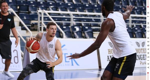 Merkezefendi Basket Kupa İçin Hazırlanıyor
