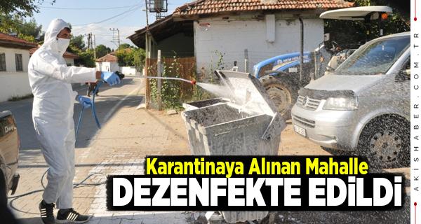 Sarayköy Belediyesi'nden Hummalı Çalışma