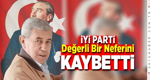 İYİ Parti Kurucu Üyesi Hakk'a Yürüdü