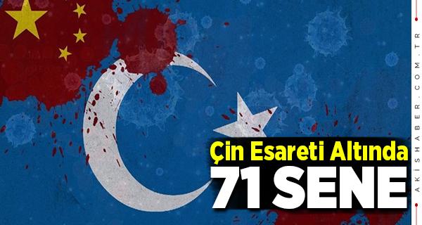 Doğu Türkistan'ın Kara Günü: 1 Ekim