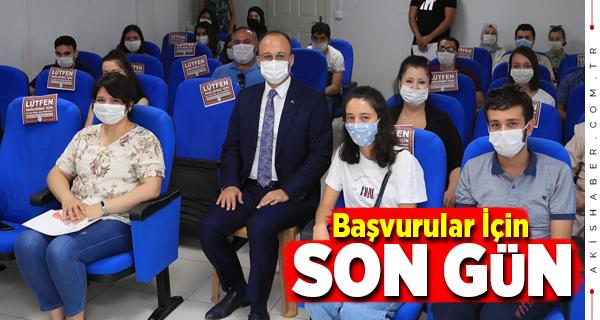 Başkan Örki: Başvuru Tarihini Kaçırmayın!