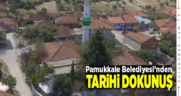 Pamukkale'de İmzalar Atıldı