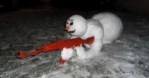 Kardan Adamlar Dazkırı'yı Esir Aldı!