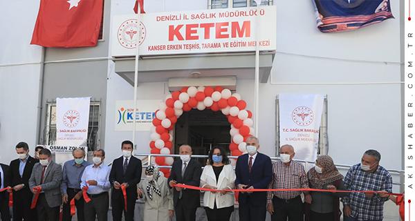 Denizli'de Sümer KETEM Açıldı