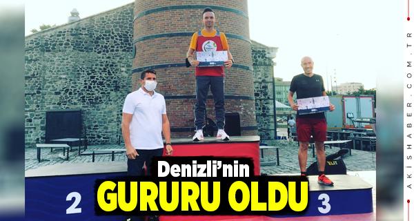 Denizli'ye İzmir Maratonundan Zaferle Döndü