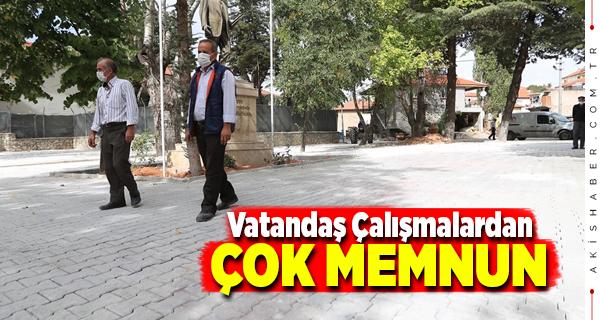 Pamukkale'nin Mahalleleri Merkez Gibi Olacak