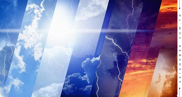 Denizli'de Hafta Sonu Yağmur Var mı?