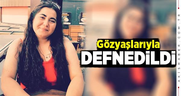 Cinayete Kurban Giden Genç Kız Denizli'de Defnedildi