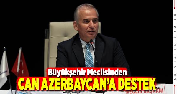 """Başkan Zolan: """"Allah'ım bu mücadeleyi zaferle sonuçlandırsın"""""""