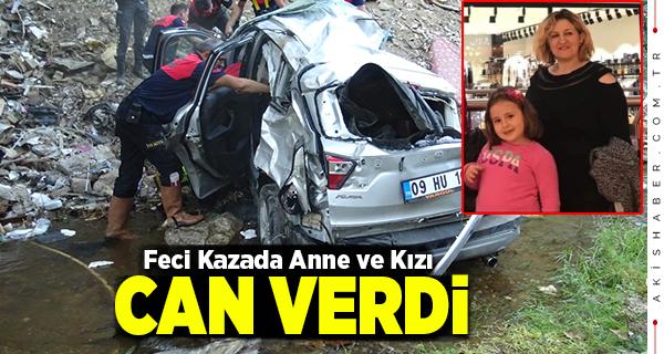 İsmail Yarımca Kızını ve torununu kazada kaybetti