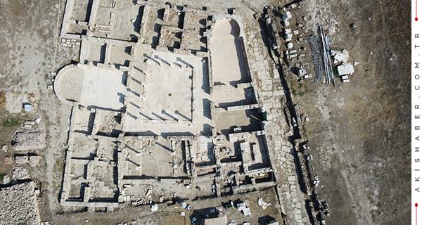 Laodikya Antik Kenti Çok Özel Bir Ev Bulundu