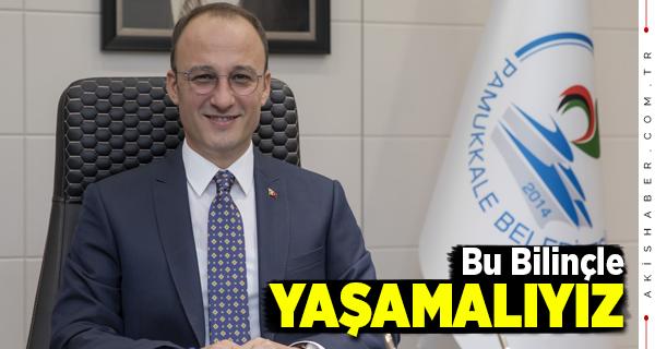Başkan Örki: Sağlık, Barış ve Huzur Getirsin