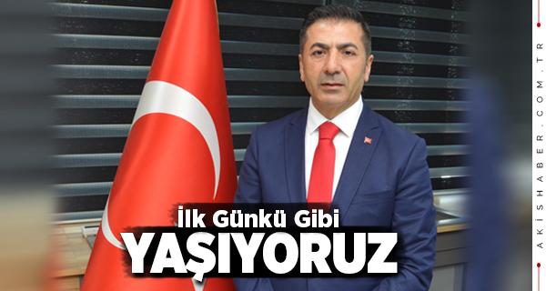 Başkan Erdoğan Milli Birlik ve Beraberlik Vurgusu