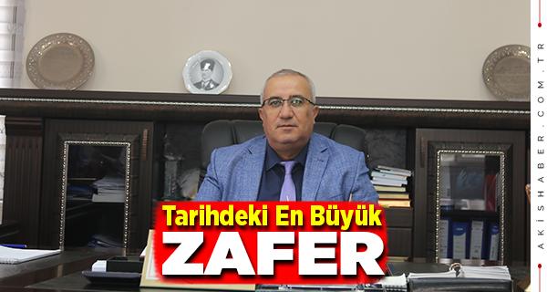 Başkan Arslan'dan Cumhuriyet Bayramı Mesajı