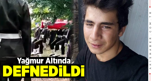 Sivas'ta Yaşamını Yitiren Denizlili Asker Defnedildi