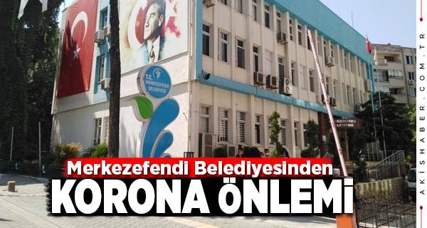 Merkezefendi Belediyesi Bünyesindeki Etkinliklere Ara Verildi