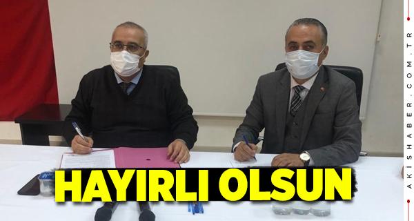 Çameli Belediyesi Toplu İş Sözleşmesini İmzaladı