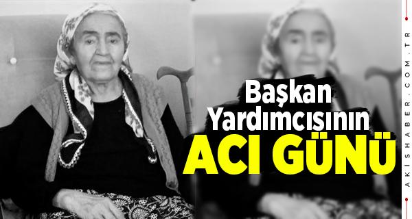 Başkan Yardımcısı Necdet Yılmaz Annesini Kaybetti
