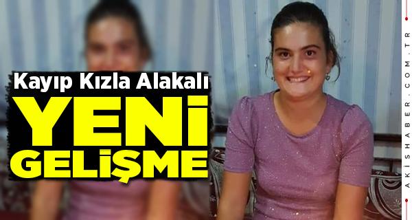 Denizli'de Kaybolan Engelli Kız Bulundu