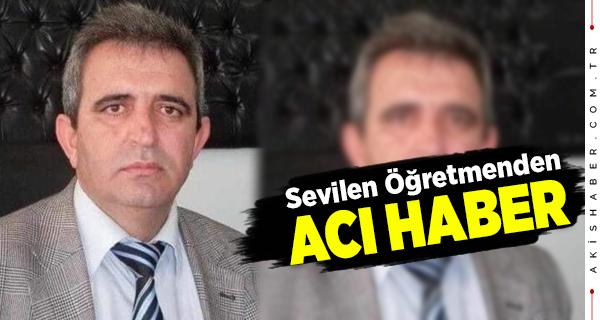 Çivril'de  Okul Müdürü Kansere Yenik Düştü