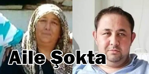 Korona anne ile oğlunu aynı gün öldürdü