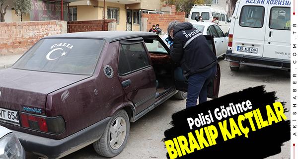 Denizli'de Araç Hırsızlarına Polis Şoku