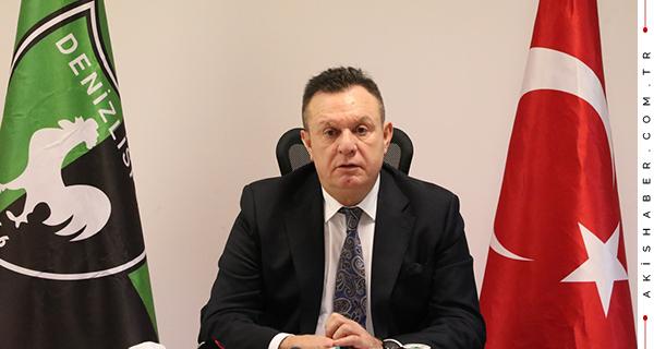 Denizlispor 'Kenan Atik'le Devam' Dedi