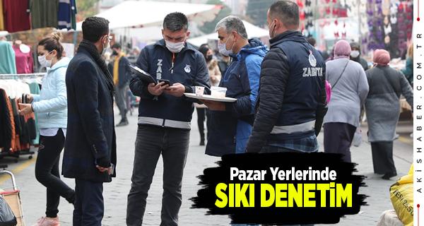 Pamukkale Belediyesi Ekiplerinden Kameralı Denetim