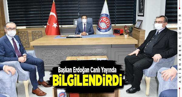 Başkan Erdoğan: Uzun Zamandır Beklediğimiz Bir Müjdeydi