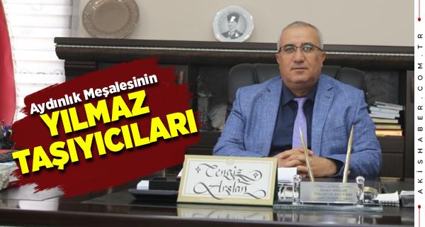 Başkan Arslan'dan 5 Aralık Mesajı