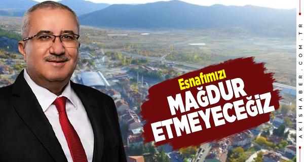 Çameli Belediyesinden Esnafa Destek
