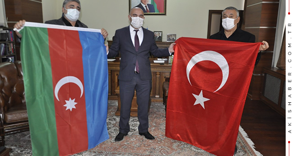 Azerbaycan Kars Başkonsolosluğuna Ziyaret