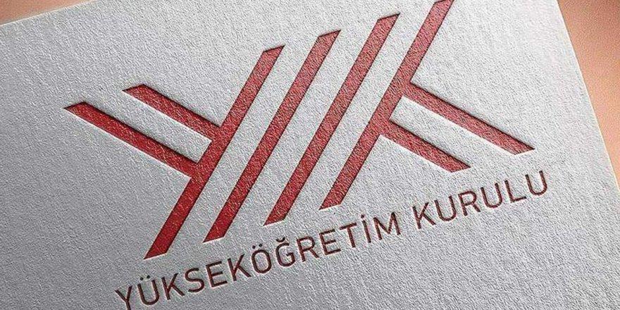 YÖK Başkanı Yekta Saraç: Yükseköğretim sistemi değişiyor