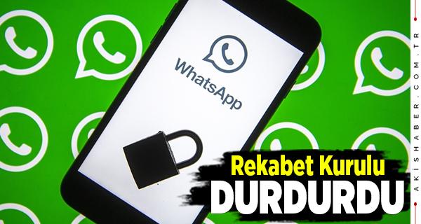 Facebook ve WhatsApp'a Soruşturma Başlatıldı