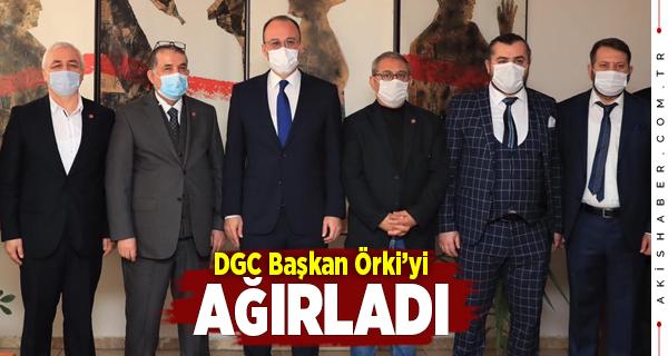 Başkan Örki: Gazetecilik Kutsal Bir Görev